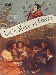 Britten;Benjamin Lets Make An [Import]