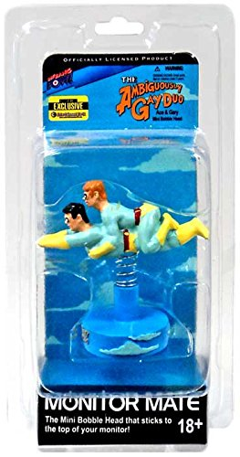 SDCC 2014 Exclsuive Ambiguously Gay Duo Monitor Mate - 1