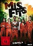Misfits - Staffel 4 [3 DVDs]