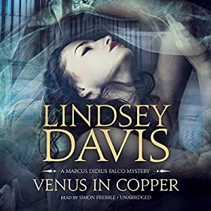 Venus in Copper Audiobook