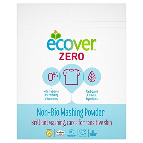 ZERO Washing Powder (1875g) - x 3 Pack Savers Deal
