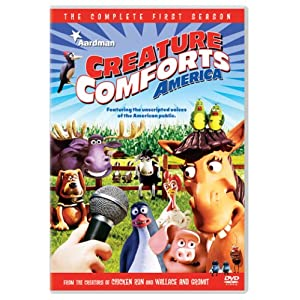 Creature Comforts America - The Complete Season One movie