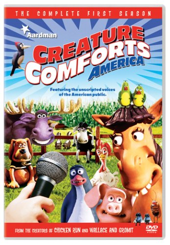 Creature Comforts America - The Complete Season One