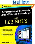 DEVELOPP WEB MOBILE AV HTLM