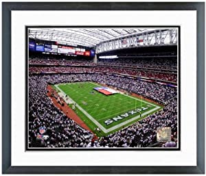 Houston Texans Reliant Stadium NFL Photo 12.5 x 15.5 Framed by NFL