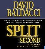 Split Second (King & Maxwell Series)
