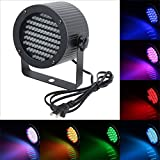 Lixada 86 RGB Light DMX-512 LED Stage Lighting for Party Show Disco US Plug