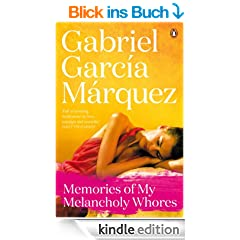 Memories of My Melancholy Whores (Marquez 2014)