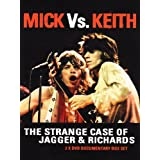 The Rolling Stones - Mick Vs. Keith The Strange Case Of Jagger & Richards [DVD] [NTSC] [2013]by Rolling Stones