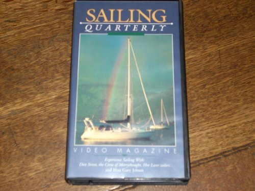 Sailing Quarterly Video Magazine 1994 Volume 5 No. 4 (Vhs Videocassette) St. Lucia, Martinique, Dominica, 60 Mile Point To Point Race, Anchoring With Two Anchors, Bahamian Moor, The Laser, Diesel Maintenance, Magellan Gps, Mom8 And More.