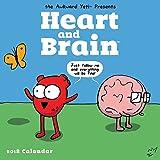 Heart and Brain 2018 Wall Calendar