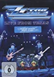 ZZ Top - Live from Texas (+ Audio-CD) [2 DVDs]