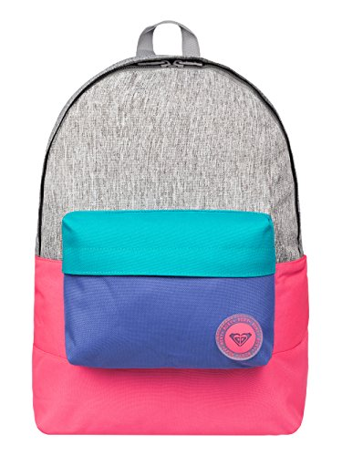 roxy-womens-sugar-baby-colorblock-backpack-heritage-heather-41-x-32-x-11-cm-16-l-erjbp03169-sgrh
