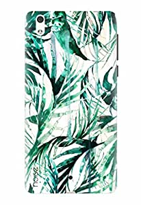 Noise Designer Printed Case / Cover for Lyf Water 1 / Nature / Tropical Paradise
