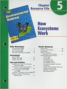 Environmental Science service reviews list
