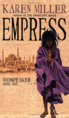Image of Empress (Godspeaker, Book 1)