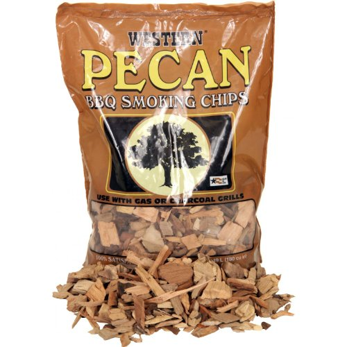 Western Pecan Bbq Smoking Chips (180 Cu. In.)