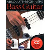 Absolute Beginners Bass Guitar (Book & CD)by Wise Publications