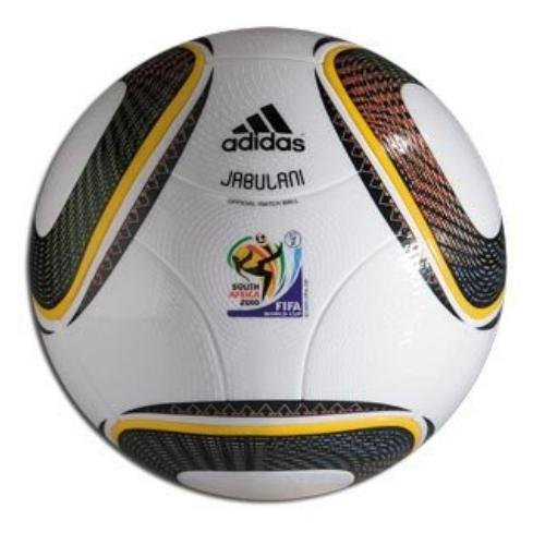 Amazon.com : adidas World Cup 2010 Official Match Soccer Ball : Sports