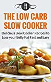 Low Carb Diet Slow Cooker Cookbook: Delicious Slow Cooker Recipes To Lose Your Belly Fat Fast And Easy (Low Carb Diet And Weight Loss Recipes)