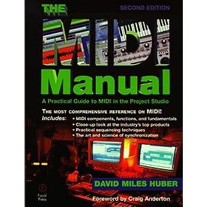 The MIDI Manual (Audio En Livre en Ligne - Telecharger Ebook