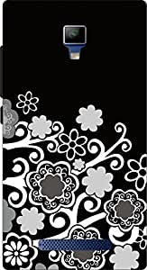 GTC UV PRINTED BACK COVER FOR MICROMAX CANVAS XPRESS 4G Q413 Article-32147