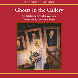 Ghosts in the Gallery Audiobook