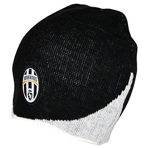 exclusivjuventus-bonnet-noir-et-blanc-chapeau-de-chapeau