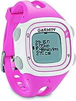 Garmin Forerunner 10 - Montre de running avec GPS intégré - Rose/Blanc