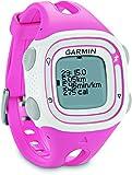 Garmin Forerunner 10 Montre de running avec GPS intégré RoseBlanc