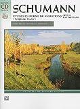 Schumann -- Symphonic Etudes, Op. 13: By Robert Schumann / ed. Maurice Hinson (Book & CD) (Alfred Masterwork Edition: Alfred's Masterwork Library) (0739077643) by Schumann, Robert