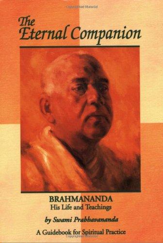 Eternal Companion, by Swami Prabhavananda