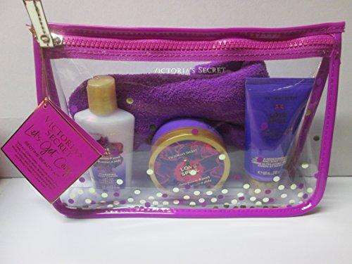 71ec6a9917 Victoria s Secret Let s Get Cozy Bedtime Beauty Kit Love Spell