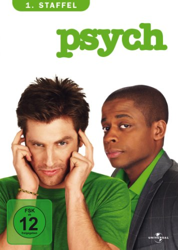 Psych - 1. Staffel [4 DVDs]