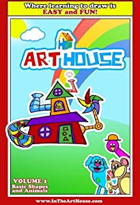 Art House, Vol. 1: Basic Shapes and Animals