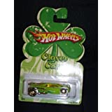 Hot Wheels 2008 Clover Cars Sling Shot Wal Mart Exclusive St. Patricks Day Themed Collector Car