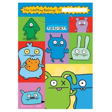 Uglydoll Favor Bags (8ct)