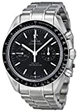 51lN4hQYDoL. SL160  Omega Mens 311.30.44.51.01.002 Speedmaster Moon Black Dial Watch