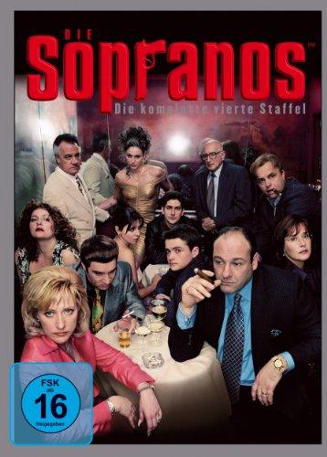 Die Sopranos - Die komplette vierte Staffel [4 DVDs]