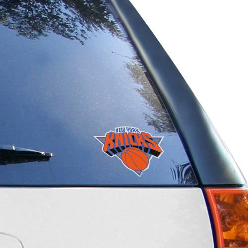 NBA Knicks Medium Die Cut Decal, 9