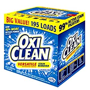 Oxi Clean Laundry Cleaner/Stain Remover