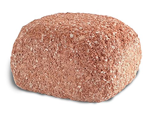 EcoBio-Block Stone for Aquariums, Medium - Biological Water Clarifier and Odor Remover, Maintains Healthy Clear Water, Treats 8 to 60 Gallons