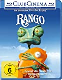 DVD Cover 'Rango [Blu-ray]