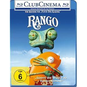 Rango [Blu Ray] für 10€   Oscargewinner blu rays  51lN8Eze4UL. SL500 AA300