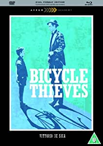 Bicycle Thieves [Dual Format DVD + Blu- Ray][1948] [Blu-ray]