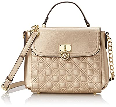 Anne Klein All In The Stitches Cross-Body Bag