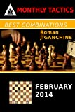 Best Combinations - February 2014 (Monthly Chess Tactics) (English Edition)