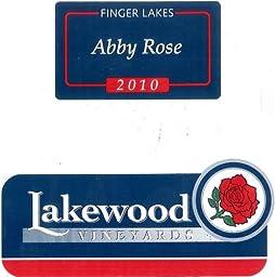 2010 Lakewood Vineyards Abby Rose 750 mL