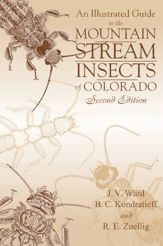 An Illustrated Guide to the Mountain Streams Insects of...