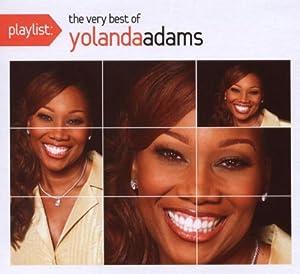 Playlist: The Very Best of Yolanda Adams( Eco-Friendly Packaging)